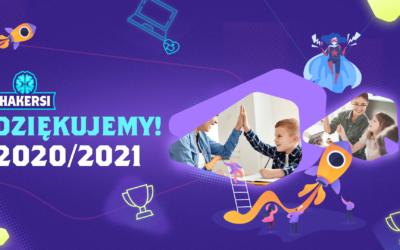 Rok szkolny 2020/2021 w Hakersach
